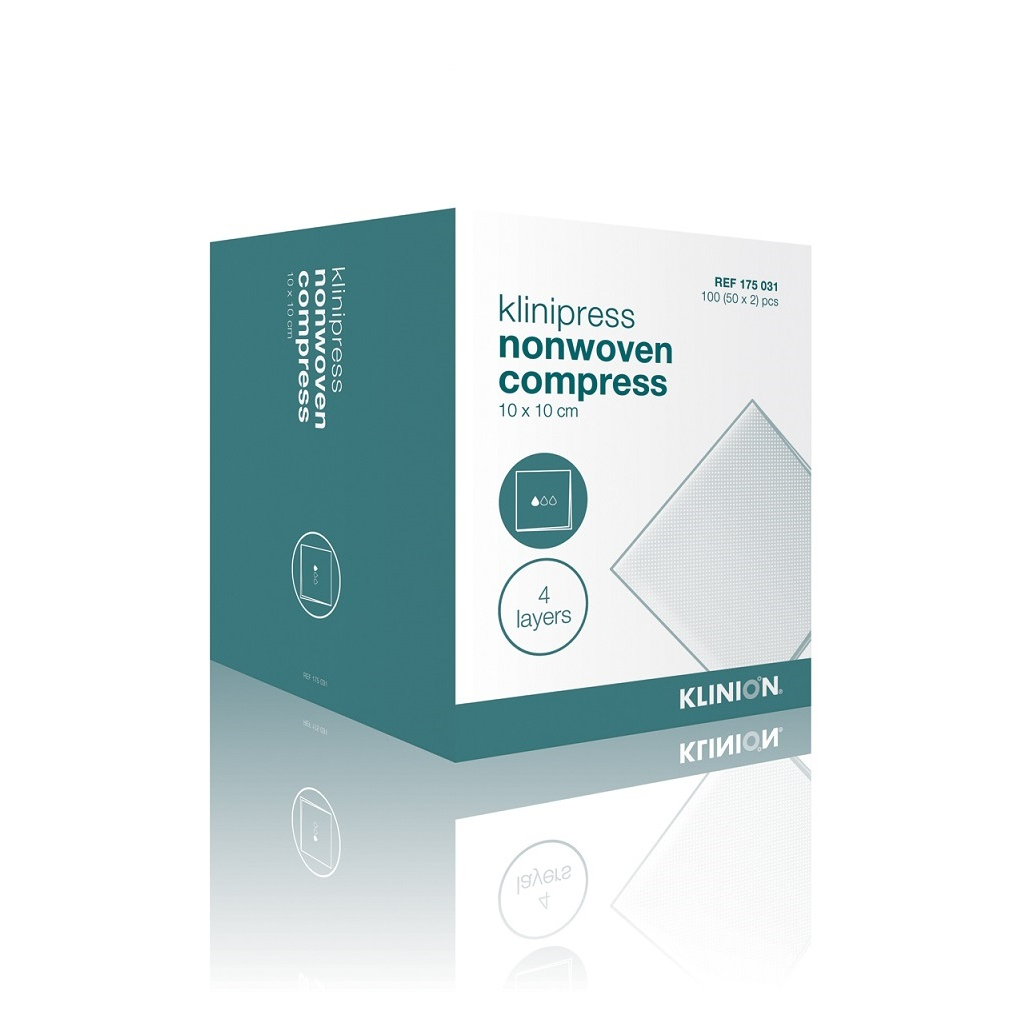 klinipress - nonwoven compress